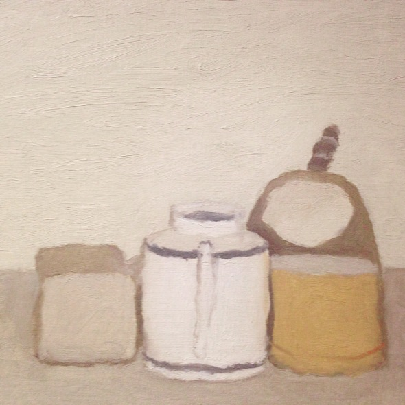 The Witness Giorgio Morandi triennale