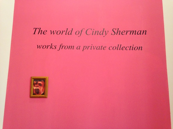 The world of Cindy Sherman le case d'arte labrouge  manifesto