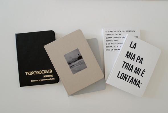 Loredana Di Lillo, Quaderni / Out of you