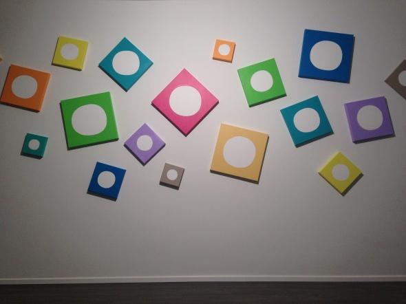pinya proud to be a painter lugano labrouge installazione view allegra ravizza