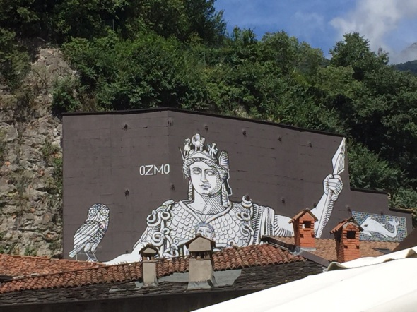 valle camonica that's valley that's contemporary ozmo murale labrouge exibart