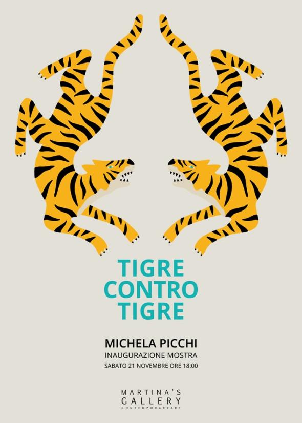 Tigre contro Tigre _ Fronte