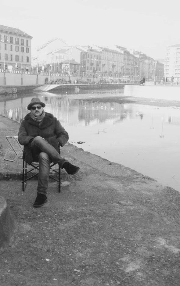Una darsena piccola piccola, Bruno Marrapodi open studio_domenica 20 febbraio